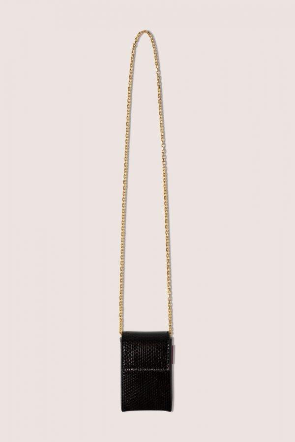 TUBICI® | Black Shiny Ayers XL | SS20 PARIGI | www.tubicistore.com