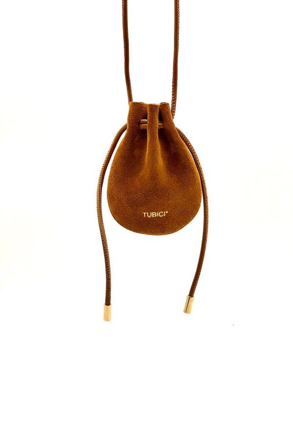 TUBICI® | Cognac Suede | SS21 MYKONOS | www.tubicistore.com