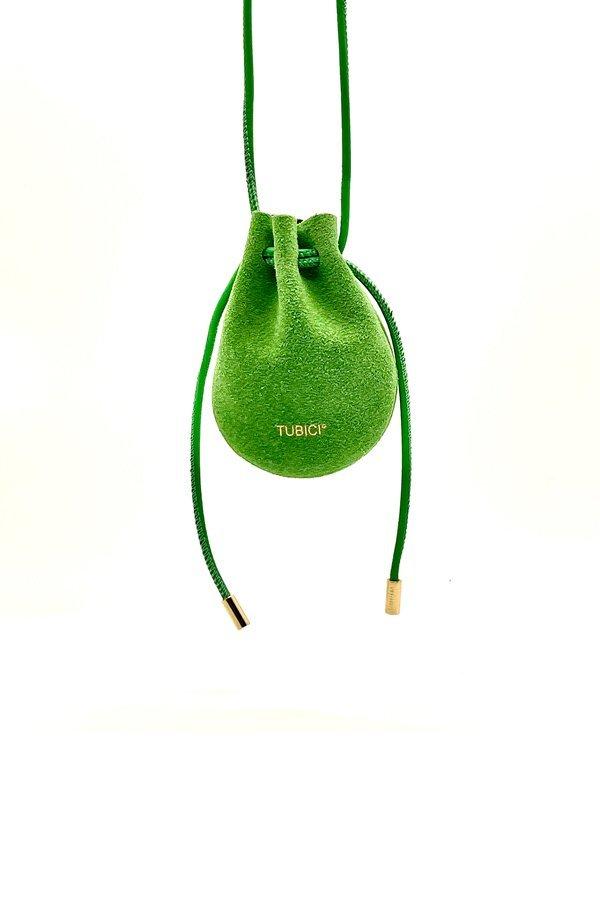 TUBICI® | Green Suede | SS21 MYKONOS | www.tubicistore.com
