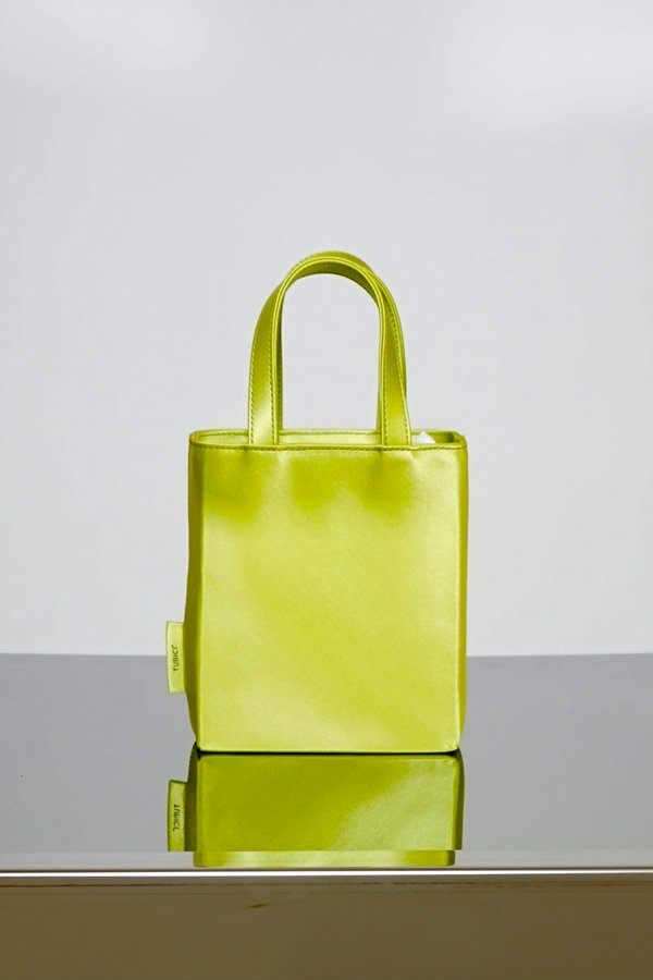 TUBICI® | Lime Satin | SS21 NEW YORK | www.tubicistore.com