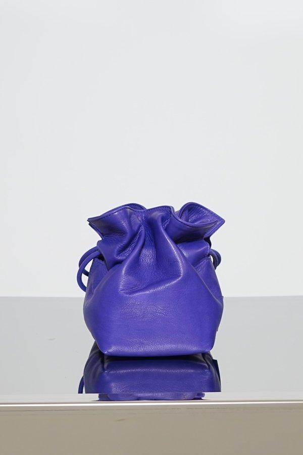TUBICI® | Purple Leather | SS21 ROMA S | www.tubicistore.com