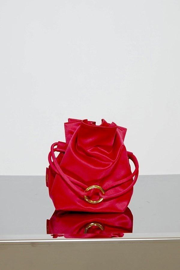 TUBICI® | Fucsia Satin | SS21 ROMA S | www.tubicistore.com