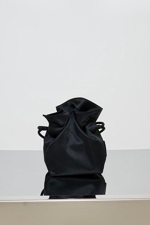 TUBICI® | Black Satin | SS21 ROMA S | www.tubicistore.com