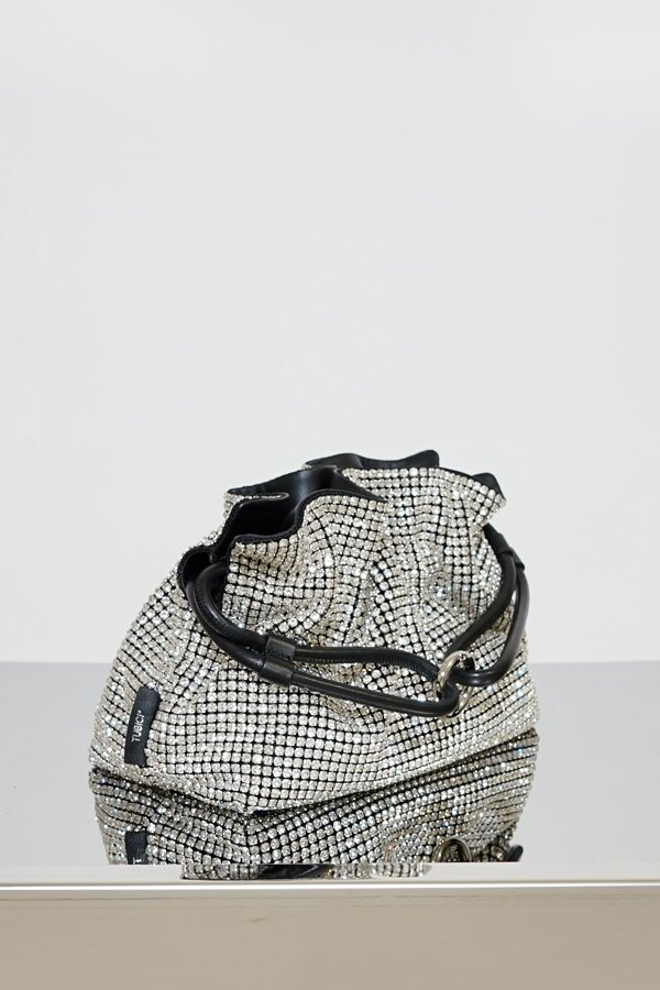TUBICI® | Crystal Pouch | SS21 ROMA XL | www.tubicistore.com